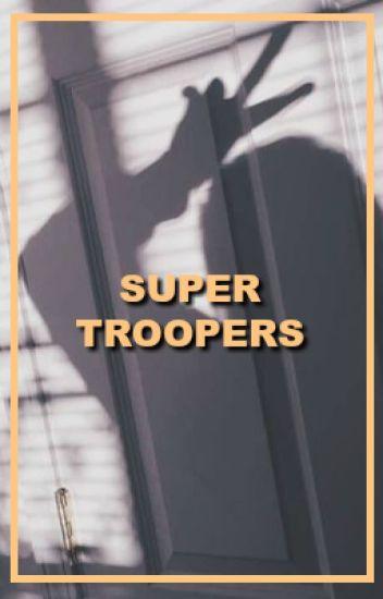 SUPER TROOPERS | FINN WOLFHARD