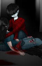 The New Girl (An Adventure Time (Marshall Lee) Fanfiction) by MarshallsRaven