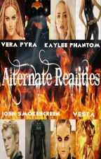 Alternate Realities (The Flash) (Book Three) (Vera Pyra Series) by plltwtvd1997