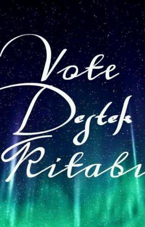 Vote Destek Kitabı by JojoYaynevi