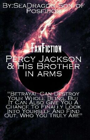 Percy Jackson & His Brother In Arms (FanFiction) - Chapter 6