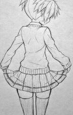 Hej jestem Nagisa... Chyba...  by Andzia-san