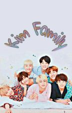 Kim Family by Kiekie27