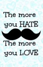 The More You Hate The More You Love by WilyethReads