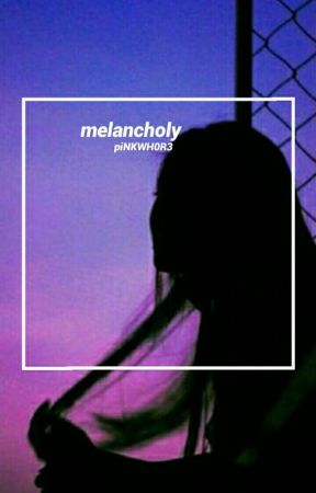 Melancholy (girlxgirl) by piNKWh0R3