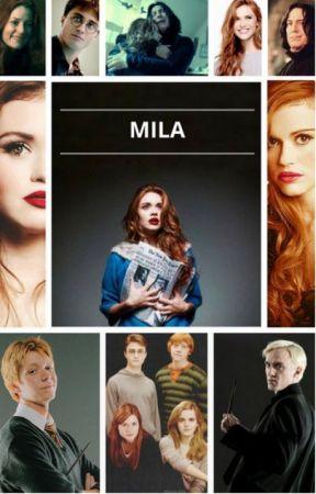 Mila {TOME 1} by Writzzarde