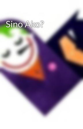 Sino Ako? by moonshards