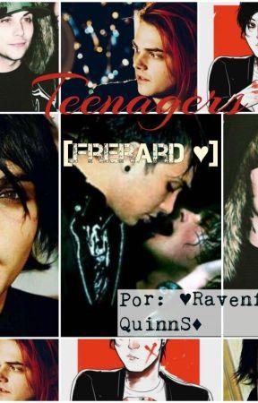 Teenagers [Frerard] by Raepau