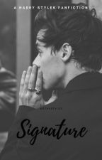 Signature| h.s au by arthxstyles