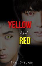 Yellow And Red [WonTaek] by FabySaelvan