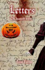 Letters: The haunted Dress ( #MGWHalloween #TYSHalloween ) by IreneKoroni