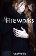Fireworks by CherHarold