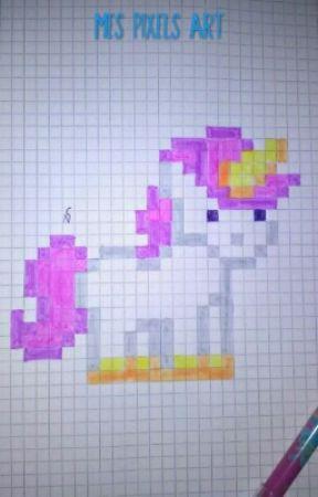 Mes Pixels Art A Mwa X3 Chaton Tigrou X Wattpad