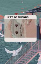 Let's be friends°JiKook by Daejaetrash