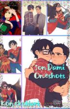 JonDami: Oneshot Book by rosetealatte