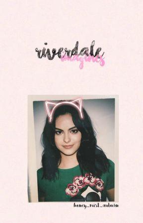 darling ✘ riverdale imagines by honey_mist_auburn