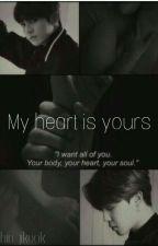 Meu Coração É Teu •pjm-jjk• ABO by shin_jikook