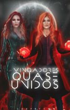 Vingadores Quase Unidos↠#ProjetoMarvel by witchrogers