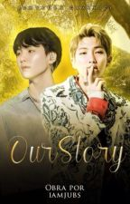 Our Story [myg + knj] by littlejujuba
