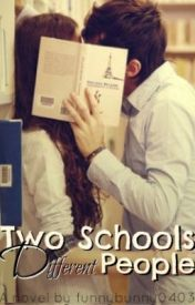 Two Schools. Different People. by funnybunny0403