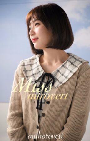 Miss Introvert   by imvjane
