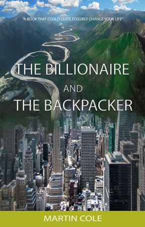 The Billionaire and the Backpacker by Martin-Cole