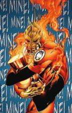 Rwby: Blake x Male Orange Lantern reader. by Darkstarkid98