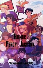 Humor Percy Jackson  by mimmidrawer003