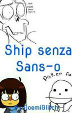 Ship senza Sans-o di Undertale by NoemiGlitch