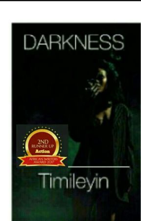 DARKNESS (a drama behind the scene). by tentimileyin