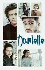 Danielle ◆ Harry Styles ◆  Zayn Malik by VerenaSkye