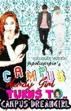 CAMPUS NERDY GIRL TURNS TO CAMPUS DREAM GIRL by jrpolicarpio