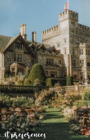 IT PREFERENCES (COMPLETED)  by chanssmiles