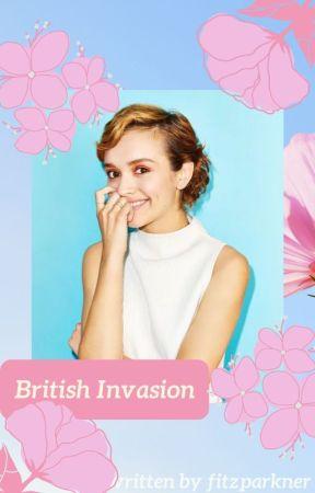 British Invasion ► Marvel Social Media by loratheorange
