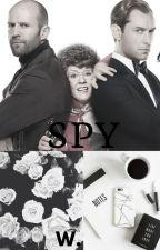 Spy (Bradley Fine)✔ by werewolf10101