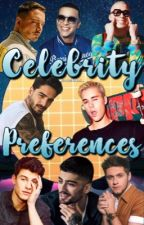 Celebrity preferences by queenlolita_