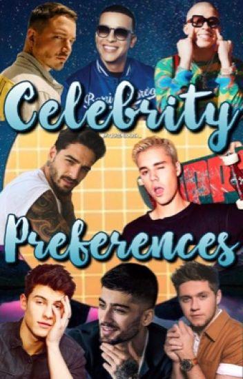 Celebrity preferences
