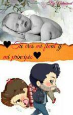 ♥Tu eres mi Final y mi Principio ♥  by Natmornat