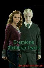 Dramione Slytherin Twins by drachentaenzer
