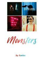 Monsters [WKM Darkstache] ✓ by Rueinn_Rosa