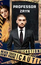 professor Zayn by dodyforever