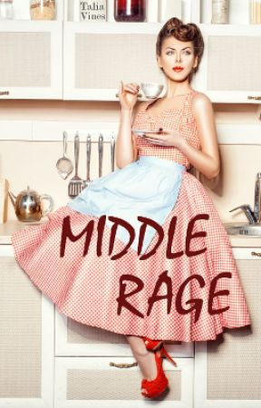 Middle Rage by TaliaVines