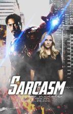 SARCASM | t.stark [o.h] by -faith-and-soul