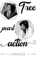 Tree pearl action (Bucky Barnes fanfiction)  by Hama32