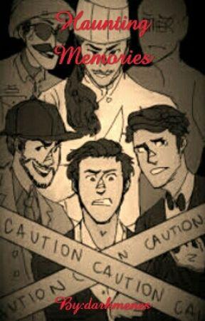 Haunting Memories who killed markiplier x reader by darkmenes