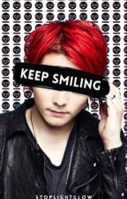 Keep Smiling | Frerard Killjoy AU by stoplightglow