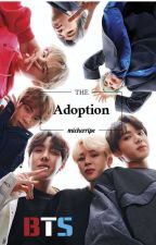 Adopted By BTS!? by DemfuckinSexyboyz