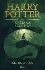 Marotos Lêem Harry Potter e a Câmara Secreta by GabrielaSouza34