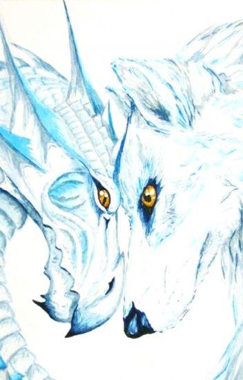 Ice Dragons Vs Fire Wolves Roseswan719 Wattpad