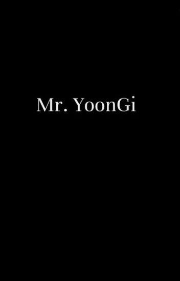 Mr. YoonGi